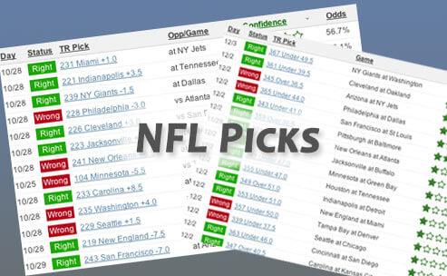 Nfl gambling picks sands casino bethlehem poker