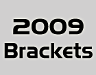 2009 Official Bracket Picks